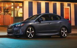 Subaru Impreza 2019 chốt giá từ 19.480 USD