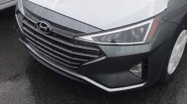 Hyundai Elantra 2019 lần đầu lộ diện, dự kiến ra mắt vào tháng sau