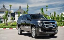 """khủng long Mỹ Cadillac Escalade Platinum """"lướt"""" chào bán giá hơn 7 tỷ"""
