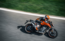 Chi tiết KTM 790 Duke 2018 vừa ra mắt