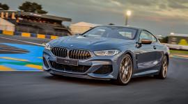 BMW M850i xDrive 2019 chốt giá từ 112.985 USD