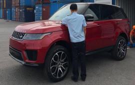 Range Rover Sport 2018 được chào bán giá 6,8 tỷ đồng tại Việt Nam
