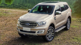 Ford Everest 2018 ra mắt tại Thái Lan, giá từ 39.000 USD