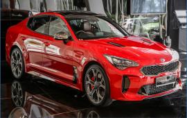 Kia Stinger 2018 ra mắt ĐNÁ đi kèm giá từ 59.500 USD