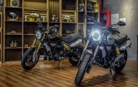 Chiêm ngưỡng Ducati Scrambler 1100 Special và 1100 Sport hoàn toàn mới
