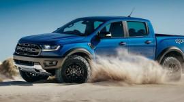 Ford Ranger Raptor 210 mã lực giá từ 53.000 USD