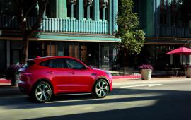 E-Pace và Velar giúp Jaguar Land Rover bùng nổ