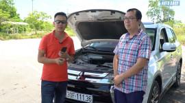 Đánh giá xe Mitsubishi Outlander: Những bất ngờ thú vị có thể bạn chưa biết