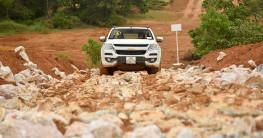 Thử tài bán tải Chevrolet Colorado mới