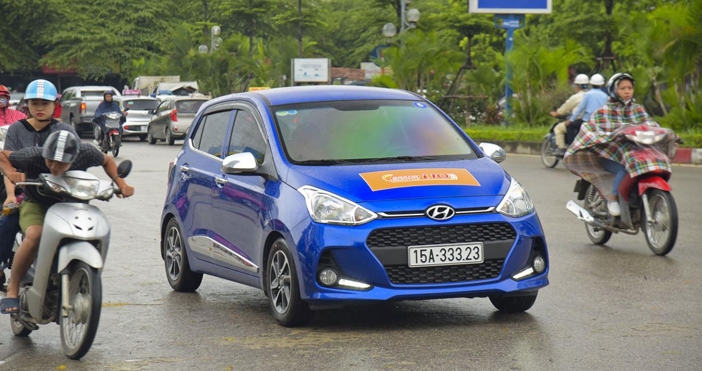 5 thương hiệu ô tô bán chạy nhất tại Việt Nam nửa đầu năm 2018