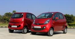 Tata Nano – mẫu xe ôtô rẻ nhất thế giới sắp bị khai tử