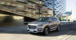 Hyundai Tucson 2019 chốt giá từ 28.960 USD