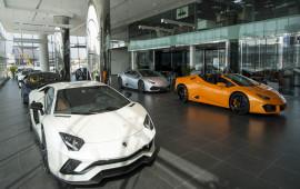 Huracan giúp Lamborghini tăng trưởng ấn tượng nửa đầu 2018