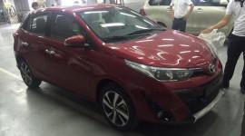 Toyota Yaris 2018 lộ ảnh nóng tại đại lý