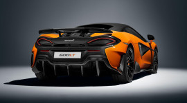 McLaren 600LT chốt giá từ 240.000 USD, rẻ hơn Ferrari 488 GTB
