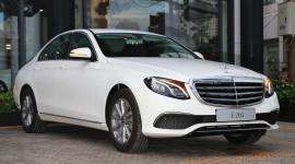 Mercedes-Benz E200 2018 ra mắt tại Việt Nam, màn hình 12,3 inch