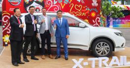 Lễ bàn giao xe hợp tác chiến lược Cocobay Đà Nẵng – Nissan Việt Nam