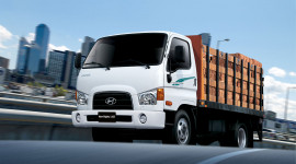 Bộ đôi Hyundai New Mighty 75S – 110S ra mắt thị trường