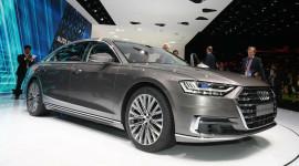 Audi A8 2019 động cơ V6 chốt giá từ 83.800 USD