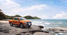 Ford Ranger tiếp đà tăng trưởng, lập kỷ lục doanh số nửa đầu năm 2018