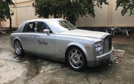 Rolls-Royce Phantom từng của Khải Silk được chào bán giá hơn 9 tỷ
