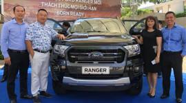 Ford Ranger 2018 đã về Việt Nam, chưa có giá bán chính thức