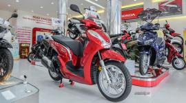 Cận cảnh Honda SH300i có cảm biến nhiệt độ, giá từ 269 triệu đồng