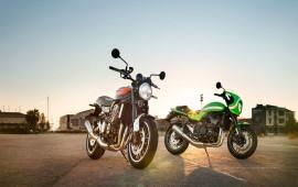 Kawasaki Z900RS Cafe 2018 chính thức ra mắt