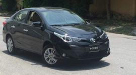 Toyota Vios 2018 sắp ra mắt tại Việt Nam lộ diện, giá hơn 520 triệu