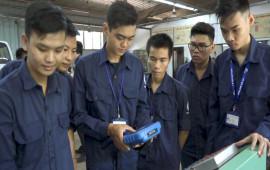 """Tuyển sinh Chương trình """"Học bổng Dạy nghề Toyota"""" khóa 02"""