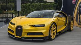 Siêu phẩm Bugatti Chiron cũng bị triệu hồi vì lỗi túi khí