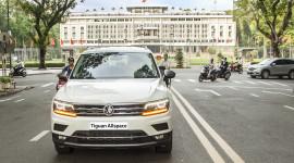 Volkswagen Tiguan Allspace sẵn sàng bán ra tại Sài Gòn