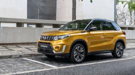 Suzuki Vitara 2019 lộ diện với thiết kế mới