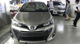 Toyota Vios 2018 đã về đại lý trước ngày ra mắt