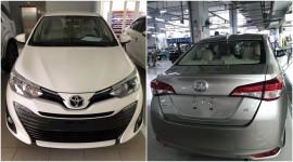 Sáng nay, Toyota Vios 2018 ra mắt tại Việt Nam