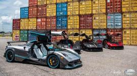 Siêu phẩm Pagani Huayra Coupe cuối cùng xuất xưởng