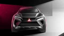Mitsubishi Mirage thế hệ mới chia sẻ nền tảng với Nissan Juke