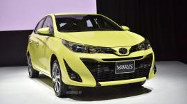 Toyota Yaris 2018 chốt giá 650 triệu đồng