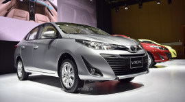 """Toyota Vios 2018 – """"Lửa thử vàng"""", thời gian thử chất lượng"""