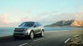 Land Rover Discovery Sport: Lựa chọn hàng đầu của dòng SUV đa địa hình hạng sang