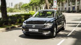Volkswagen Passat BlueMotion COMFORT giá 1,42 tỷ tại VN
