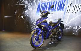So sánh giá Yamaha Exciter 150 tại Việt Nam và các nước