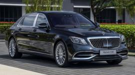 Mercedes-Maybach S560 2019 giá từ 343.000 USD tại ĐNÁ