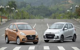 1.820 xe Hyundai Grand i10 được bán trong tháng 7