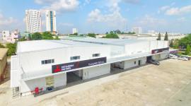 Mitsubishi ra mắt Trung tâm Dịch vụ, Phụ tùng và Huấn luyện tại Bình Dương