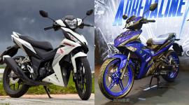 Chọn Yamaha Exciter 150 2019 hay Honda WINNER 150 2017?