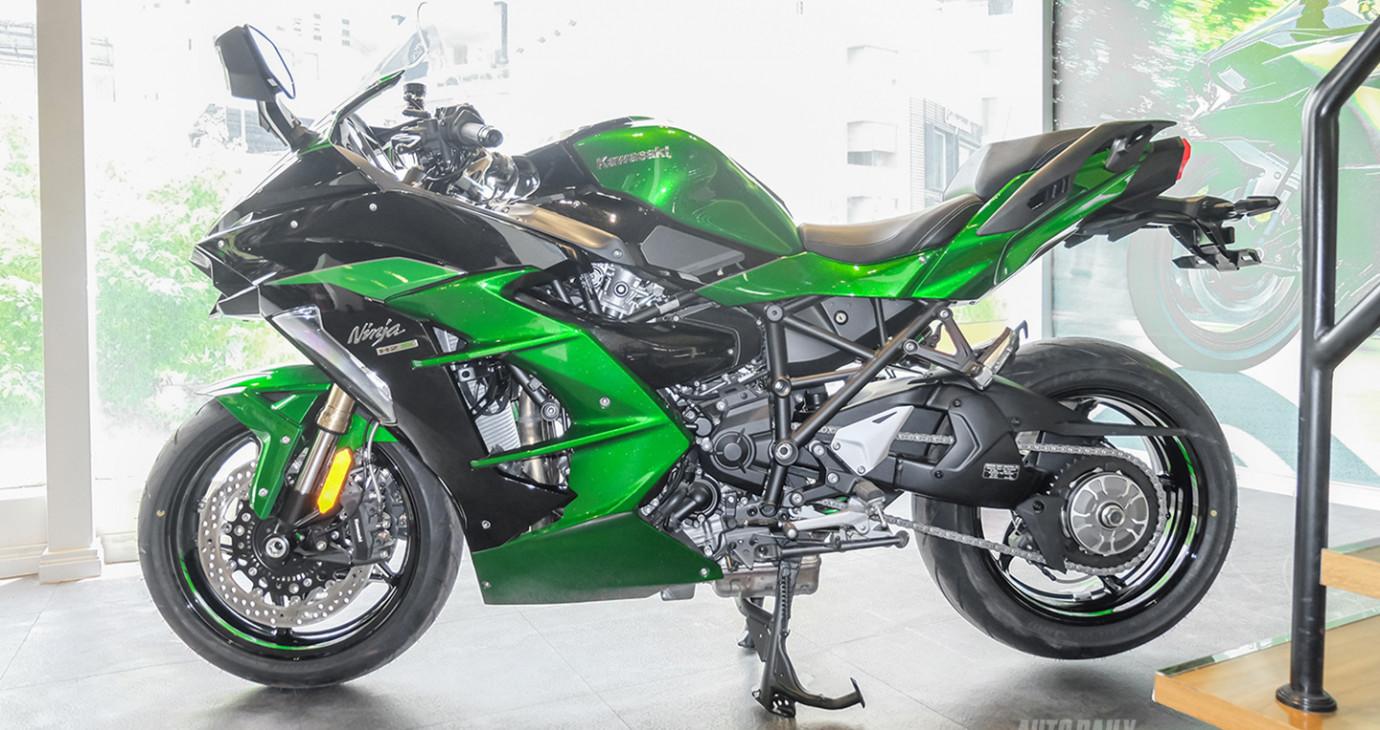 Ảnh chi tiết Kawasaki Ninja H2 SX