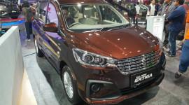 Cận cảnh mẫu MPV giá rẻ Suzuki Ertiga 2018