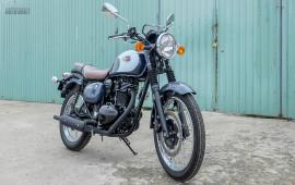 """Chi tiết """"xế hoài cổ"""" Kawasaki W250 SE có giá hơn 170 triệu đồng"""