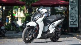Ảnh chi tiết Honda SH300i độ khủng tại Hà Nội